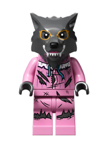 CUUSOO Lego The Wolf 21315 Brick Tales Book Ideas Minifigure