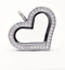 SILVER BLACK PLATES NEW CHAINS Origami Owl Heart Locket CHOOSE: ROSE GOLD