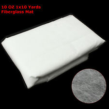 Fiberglass Mat 10 OZ 1x10 Yards Supplies Surfacing Mat FRP Mould Preparation