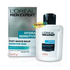 Loreal Men Expert Hydra SENSITIVE Alcohol Free Post Shave Balm 100ml