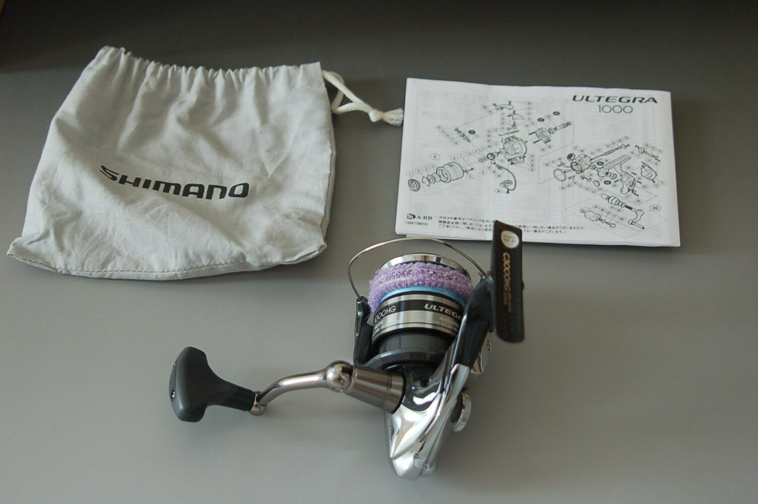 2012 SHIMANO ULTEGRA ULTEGRA SHIMANO C3000HG 30041909 e2ba56