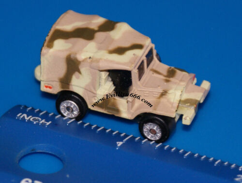 Military Micro Machines véhicules GALOOB