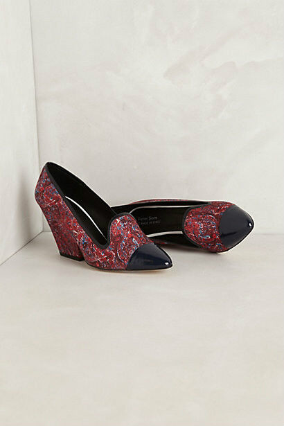 NIB Anthropologie Anthropologie Anthropologie Marley Heels by Peter Som Size 37 Euro  268 ab5e77
