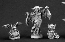 Familiar Pack 11 Reaper Miniatures Dark Heaven Legends Aberration Demon Monster