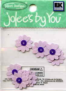 Jolee-039-s-By-You-034-FLOWERS-034-Dimensional-Scrapbooking-Stickers-NN