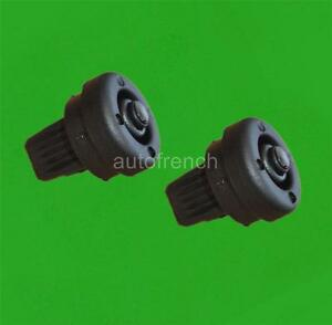 genuine renault parcel shelf cord clips clio megane scenic laguna r21 r25 modus ebay. Black Bedroom Furniture Sets. Home Design Ideas