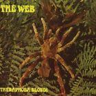 Web Theraphosa Blondi CD 10 Track Inc Bonus European Esoteric 2008