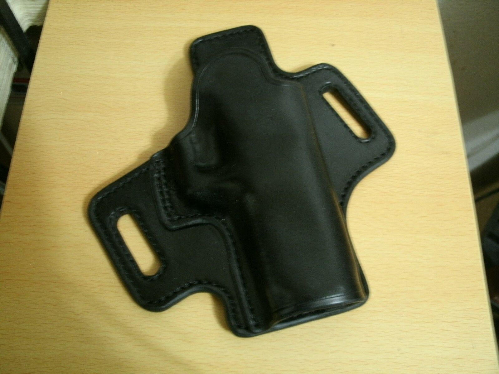 Leder Pancake OWB Holster for & Wesson SW 3906 the Handmade in the 3906 USA 029d83