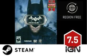 Batman-Arkham-VR-PC-Steam-Download-Key-schnelle-Lieferung