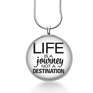 Life-is-a-Journey-not-a-Destination-Necklace-Quote-Pendant-life-gifts