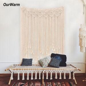 Boheme-Photo-MACRAME-Mariage-Toile-De-Fond-Wall-Hanging-Tapestry-Banniere-Decoration-Maison