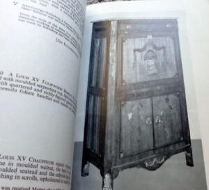 1965 Fine French Furniture Clocks Art Rugs Sotheby London Auction Catalog Ebay