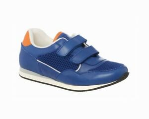 Sale Hugo Boss J29096 85L Blue Trainers