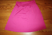 Womens Colorado Clothing Tranquility Pink A-line Skirt Size M Medium