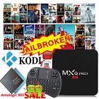 2017 JUNE Model MXQ Pro Latest Android TV Box Quad Core KODI 17.1 4K Model