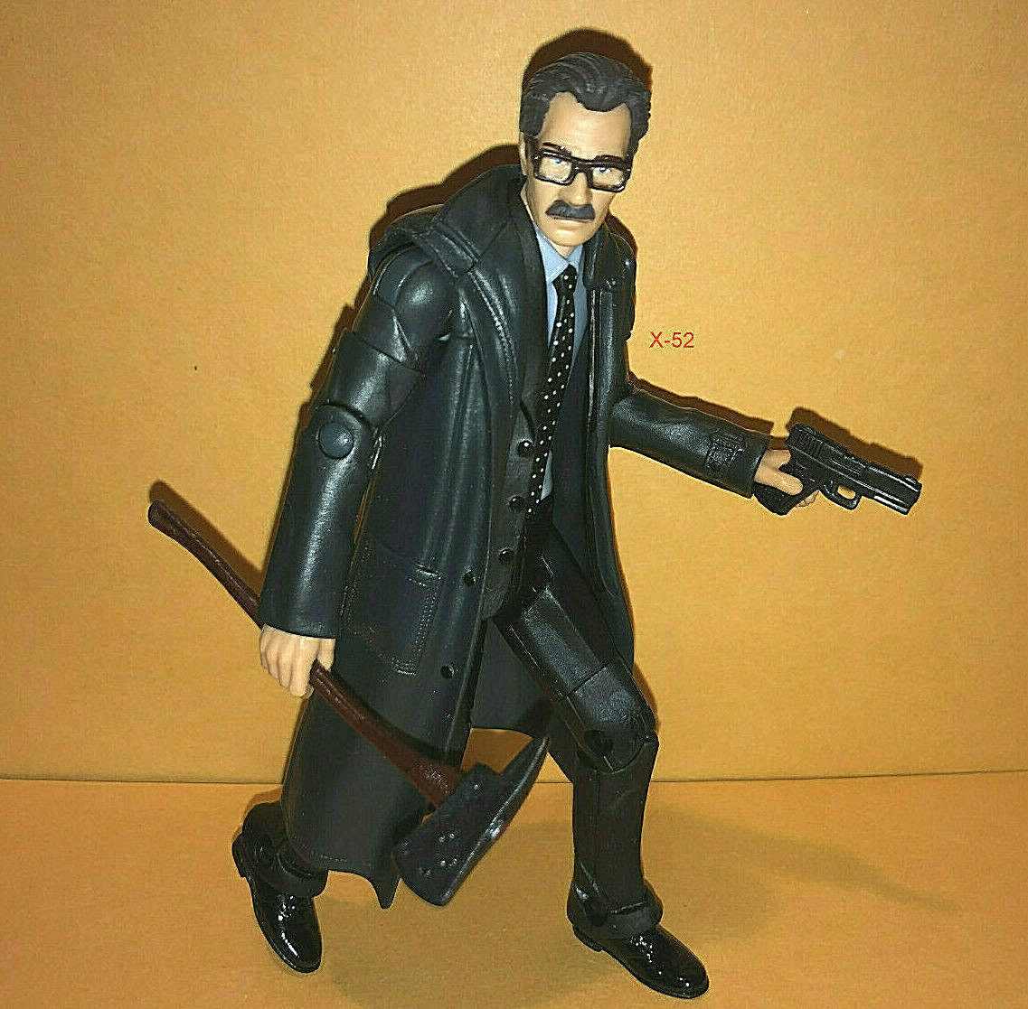 Gordon Dark Movie Figure Toy Gary Oldman Batman Walmart Exclusive