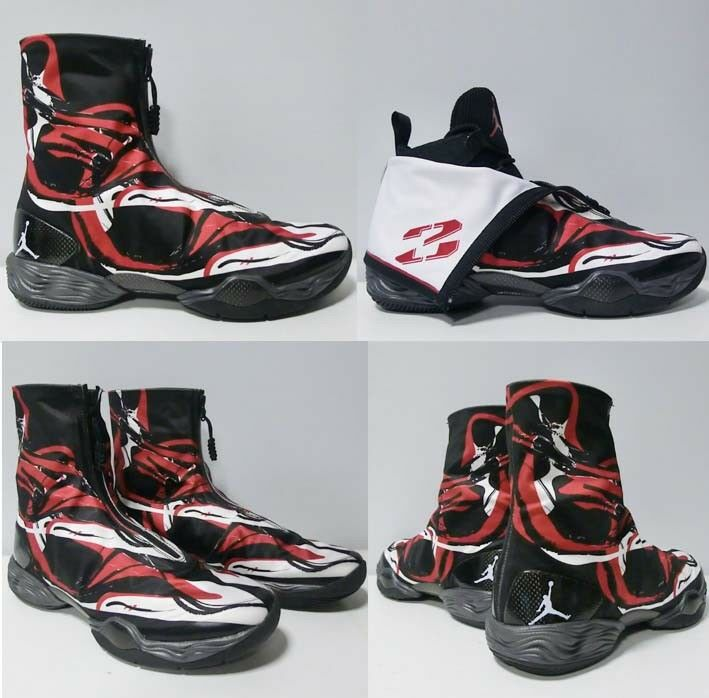 low priced c72ce 37848 ... Nike Air Jordan 28 XX8 Oak Hill Bulls Camo Camo Camo Sz 15 BRED Black  Red ...