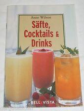 Säfte, Cocktails & Drinks - Anne Wilson - | Buch | gebraucht