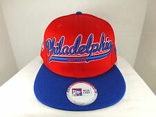 Philadelphia Phillies MLB Retro Vintage Snapback Hat Cap NEW By NEW ERA