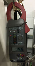 Extech 380922 Digital Current Clamp Meter 1000a 2000 Ohm 600v