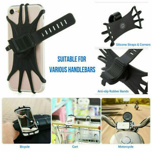 Useful-Bicycle-Bike-Cycle-Handlebar-Stand-Mount-Holder-For-Cell-Phone-GPS-New