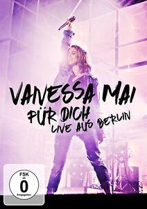 VANESSA-MAI-FUR-DICH-LIVE-AUS-BERLIN-DVD-NEW