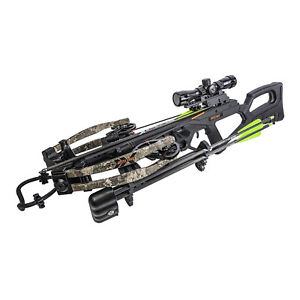 Bear Archery Bear X Intense Crossbow (True Timber Strata)