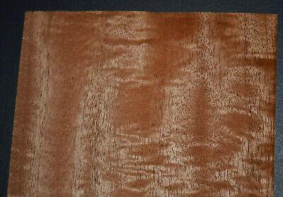 Mahogany Wood Veneer Sheets 8.5 x 33  inches 1//42nd                  F8630-12