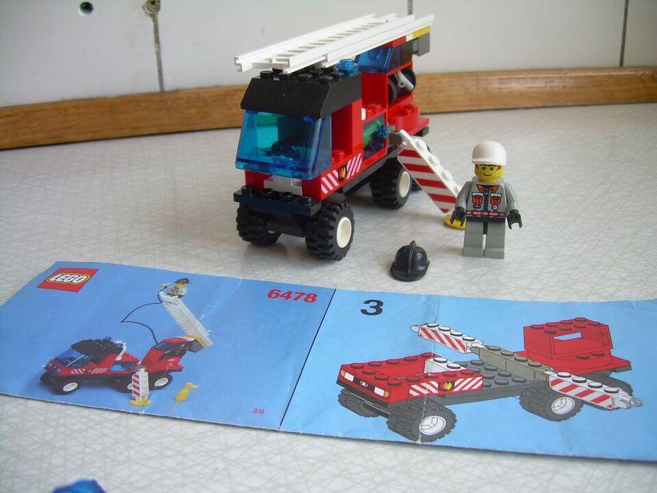 Lego System, 6478