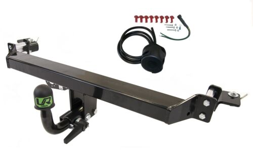 7p Electrics for Mitsubishi OUTLANDER 2-4WD 12 on 240/_H1 Detachable Towbar
