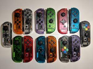 7b95dae8e7d2 New Custom Colors MIX   MATCH Nintendo Switch Joy Cons You Choose ...