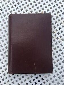 LIBRO MINIATURA IL LIBRO DEI VERSI F.CAVALLOTTI 1921 A.BARION ED. MILANO