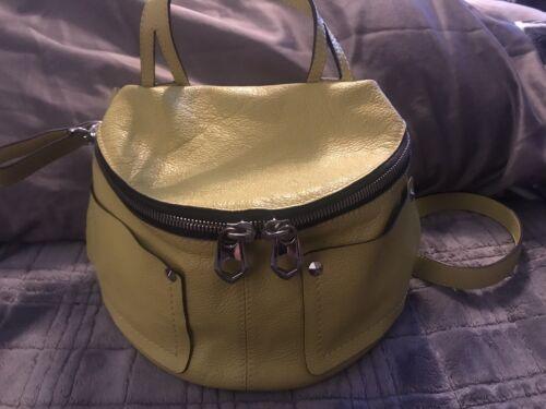 Oryany Crossbody Lime Green/Yellow Bag