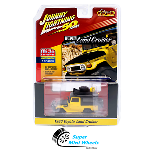 Johnny-Lightning-1980-Toyota-Land-Cruiser-Off-Road-Yellow-1-64-MiJo-Exclusives