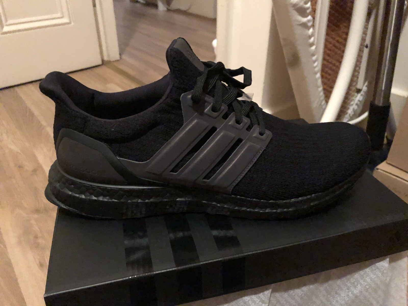 Adidas Ultraboost Xeno Triple Negro UK9 US9.5 EU43