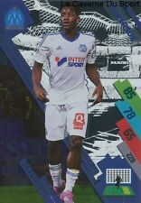 OM-UP3 BATSHUAYI # BELGIQUE TOP OM MARSEILLE CARD ADRENALYN FOOT 2015 PANINI
