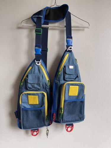 Levi's Legos Denim Tactical Vest  - image 1