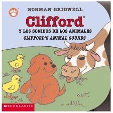 Clifford's Animal Sounds / Clifford y los sonidos de los animales: (Bilingual) (