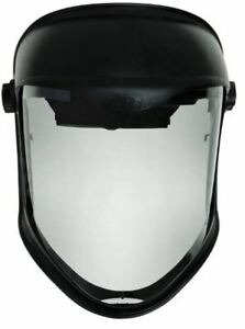 Honeywell-Uvex-S8500-Face-Eye-Shield-Protector-Clear-Polycarbonate-Visor-Mask