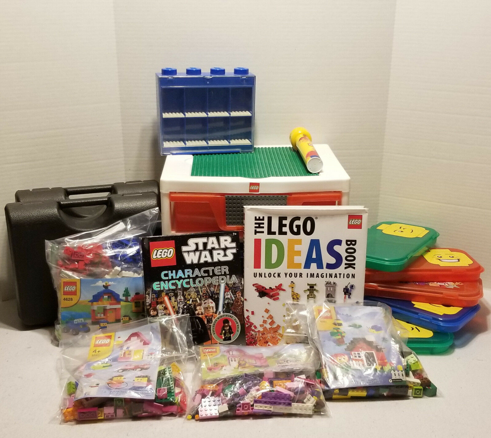 Lego Instant divertimento  Lot   Lots of Gear - Multiple Creator Sets   risparmia fino al 70%