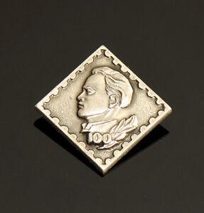 Lenin-100-Years-Vintage-Soviet-Russian-Pin-Badge
