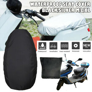Oxford-Waterproof-Motorcycle-Scooter-Seat-Snow-Cover-Rain-Dust-Leave-Protection