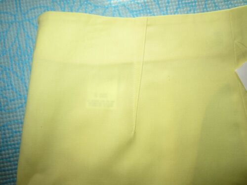 Dress Low Theory Rise Taglia Print Shorts Giallo chiaro 8 Solid Casual wYUY4Tan