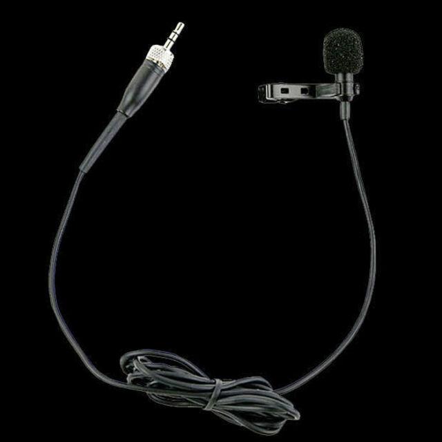 Sensitive Lapel Microphone For Sennheiser SK 100 300 500 G1 G2 G3 Lavalier Mic