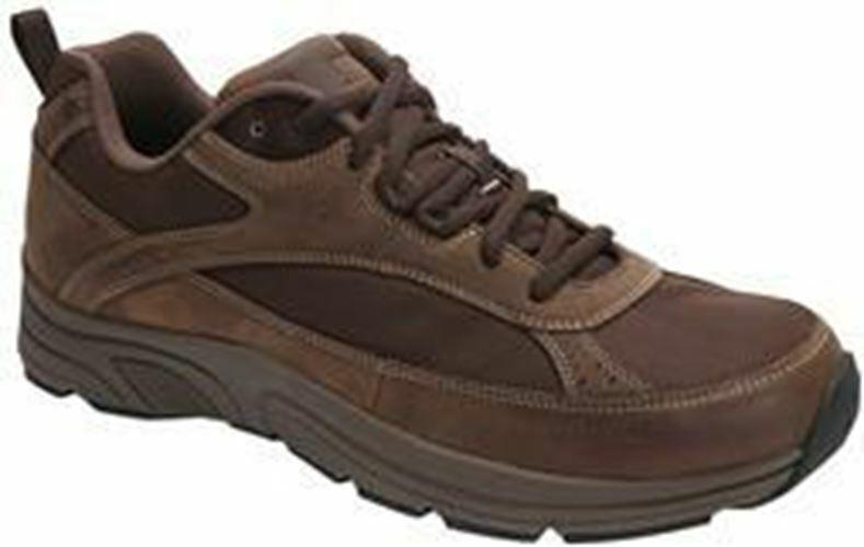 Drew Herren Aaron Komfort Schuhe Dunkelbraun