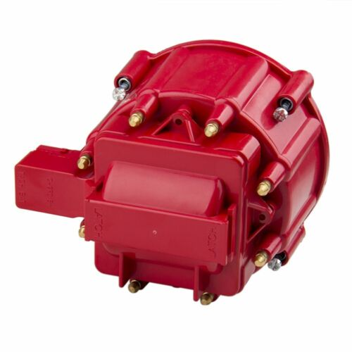 Male HEI Distributor Cap /& Rotor Performance FOR SBC BBC 305 350 454