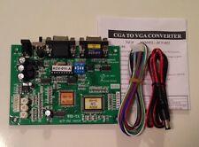 NEW! Wei-ya CGA to VGA Converter ACV-011 For Arcade Video Games