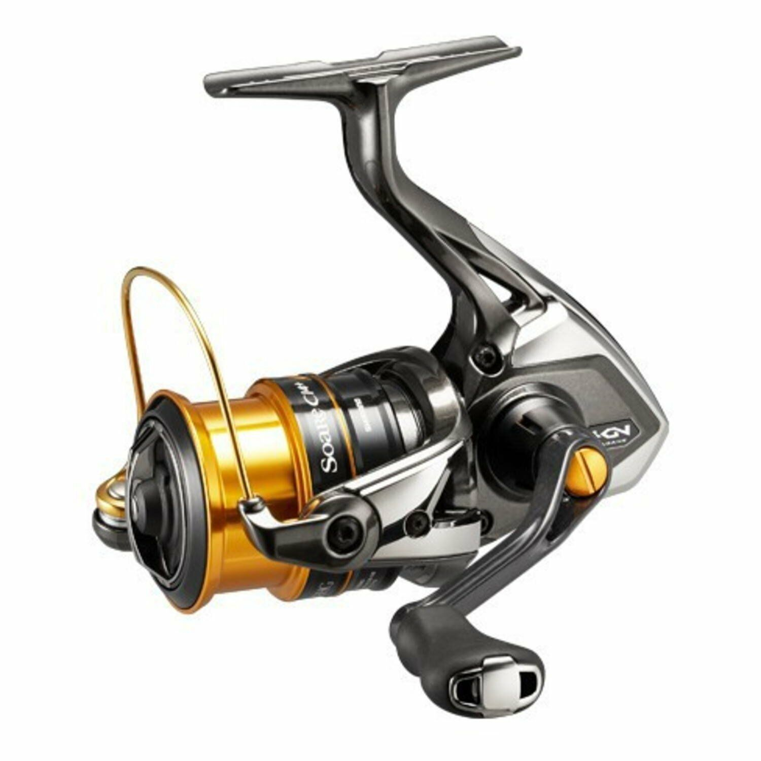 SHIMANO 17 Soare CI4+ 2000S HG Spinning Reel New in Box