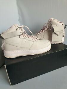 Details zu NIKE AIR FORCE 1 HIGH SL 'Easter Pack' [919473 600] UK 7 US 8 EU 41 Pearl Pink