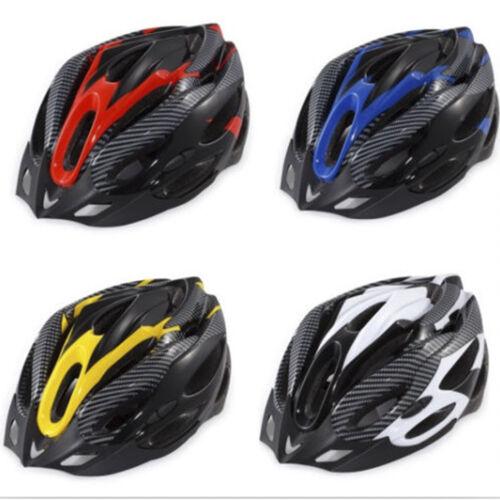 Adult Men Women Biker Cycling Sports Road Cycle Helmet Bicycle Bike Carbon Hats